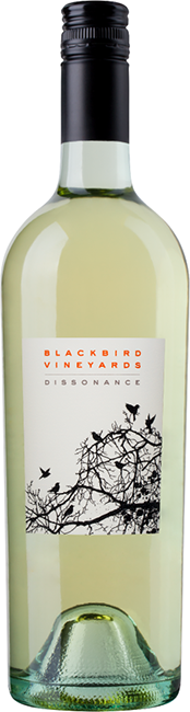 Blackbird Vineyards Dissonance Napa Valley Sauvignon Blanc 2019