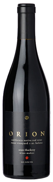 Sean Thackrey Orion (Syrah) 2014