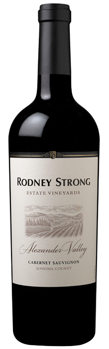 Rodney Strong Vineyards Alexander Valley Cabernet Sauvignon 2015
