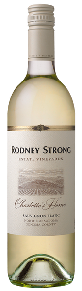 Rodney Strong Vineyards Estate Sauvignon Blanc Charlotte's Home 2017