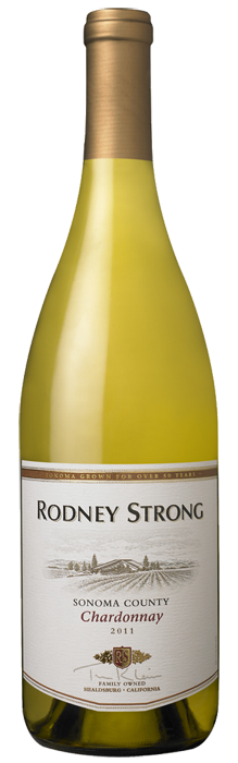 Rodney Strong Vineyards Sonoma County Chardonnay 2015