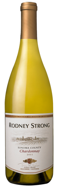 Rodney Strong Vineyards Sonoma County Chardonnay 2014