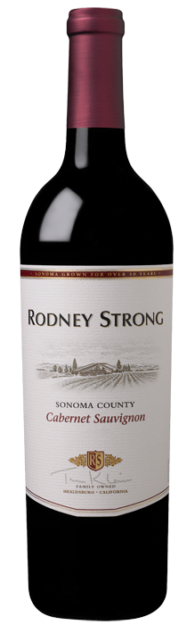 Rodney Strong Vineyards Sonoma County Cabernet Sauvignon 2017