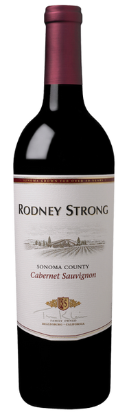 Rodney Strong Vineyards Sonoma County Cabernet Sauvignon 2014