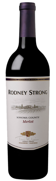 Rodney Strong Vineyards Sonoma County Merlot 2012