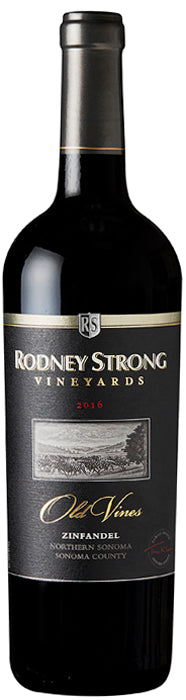 Load image into Gallery viewer, Rodney Strong Vineyards Old Vines Zinfandel 2015