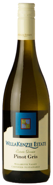 WillaKenzie Estate Pinot Gris 2013