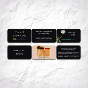 The Clarity Collection Mini-Note Card Set