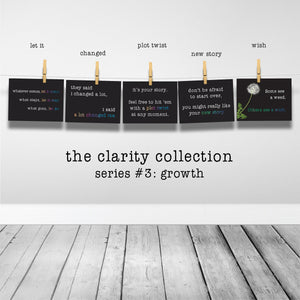 The Clarity Collection 25-Card Postcard Set