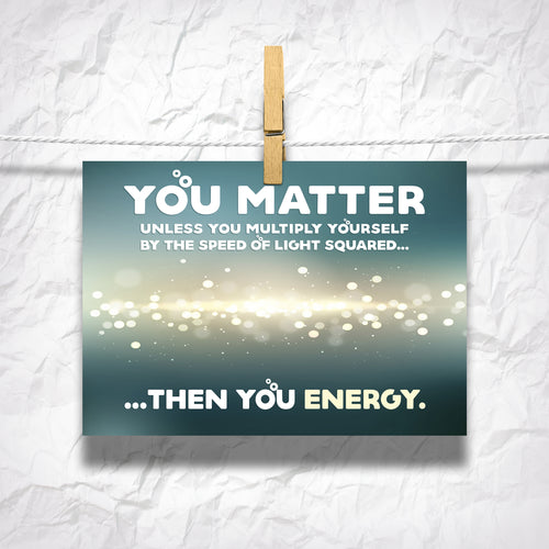 You Matter Nerdy 5