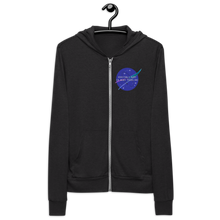 Load image into Gallery viewer, So Many Problems Unisex Zip Hoodie