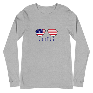 JoeTUS Unisex Long Sleeve Tee