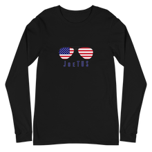 Load image into Gallery viewer, JoeTUS Unisex Long Sleeve Tee
