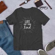 Load image into Gallery viewer, Life of the Kind Logo Short-Sleeve Unisex T-Shirt