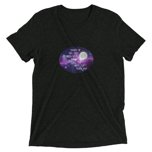 Turn Your Magic On Oval Tri-Blend T-Shirt