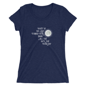 Turn Your Magic On Ladies' Short Sleeve T-shirt