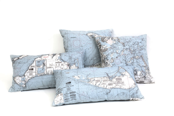 The Wooden Sailor | Pillows | Maps