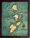 Wood Chart | Bass Islands | Ohio