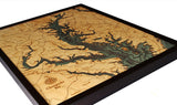 Chesapeake Bay | Wood Map