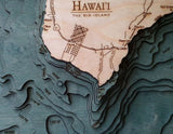 Wood Charts | The Big Island, Hawaii