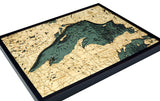 Lake Superior Wood Chart