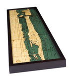 Palm Beach | Florida | Wood Chart