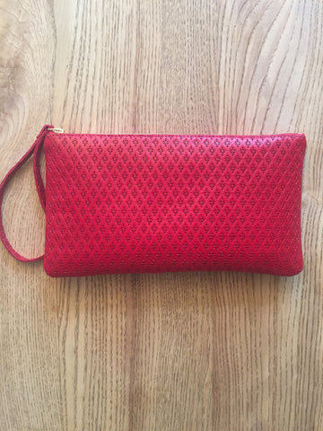 Monmouth Clutch: Red