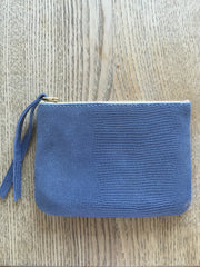 Purse: Powder Blue