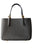 Charlotte Mini - Black Woven Embossed