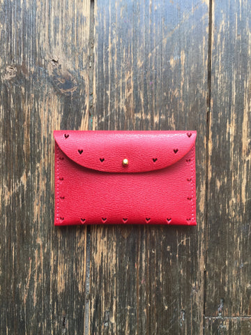 Cardholder- Queen of Hearts