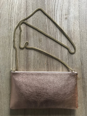 Monmouth Bag- Rose Gold