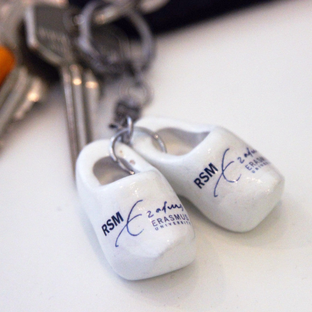 Dutch Clogs Keychain