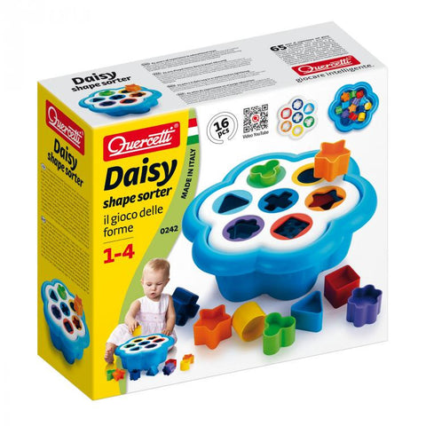Daisy Shape Sorter 16pc - iPlayiLearn.co.za