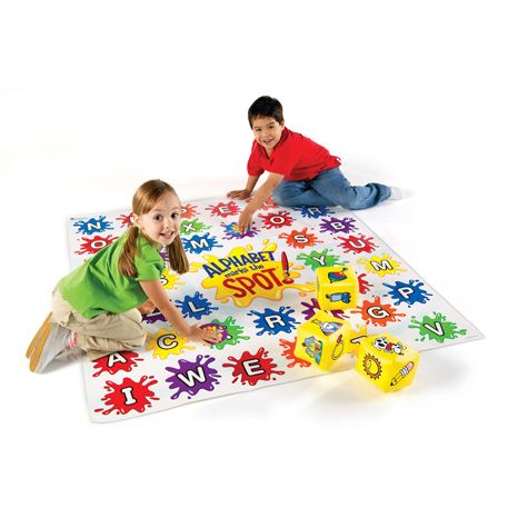 Alphabet Marks the Spot™ Activity Set