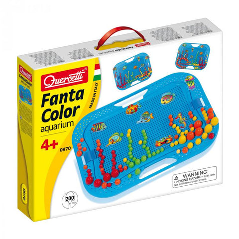 Fantacolor Aquarium - 200pc - iPlayiLearn.co.za