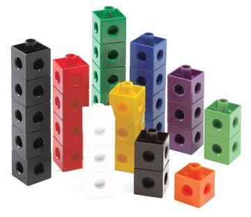 Connect-A-Cube 100pc container - iPlayiLearn.co.za