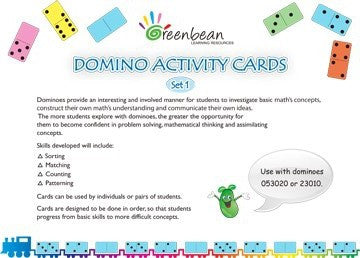 Activity Cards Dominoes Set 1