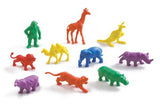 Counters Wild Animals 6 Col 120pc Jar - iPlayiLearn.co.za