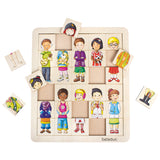 Match & Mix Puzzle: Kids