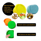 Super Soft Modeling Dough 24 Colours