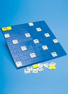 99 Number Board Set - iPlayiLearn.co.za