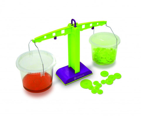 Balance Pan & Bucket Combined - iPlayiLearn.co.za