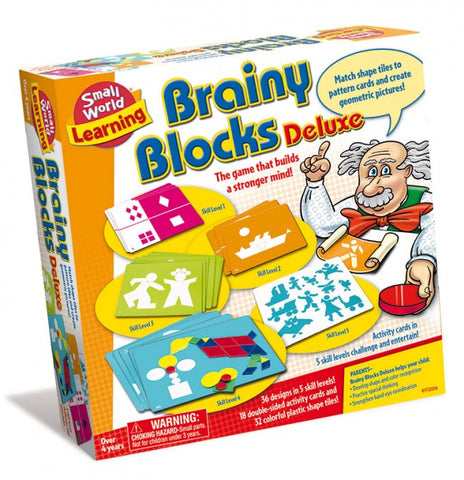 Brainy Blocks Deluxe
