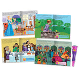 Hot Dots® Jr. Princess Fairy Tales Interactive Storybook Set