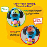 Hot Dots® Jr. Let's Master Kindergarten Reading Set with Ace-The Talking, Teaching Dog® Pen