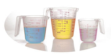 Measuring Jugs Set 3pc - iPlayiLearn.co.za