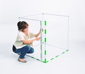 Cubic Metre Set - iPlayiLearn.co.za