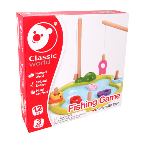 Fishing Game 12pc