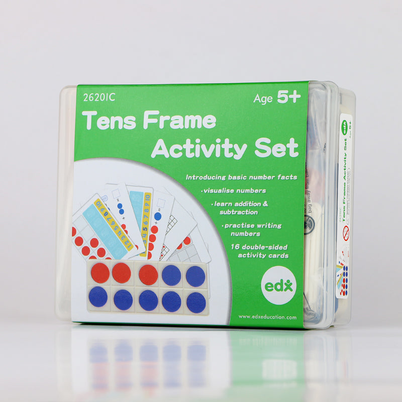 Ten Frames Activity Set 104pc