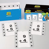 Hot Dots® Flash Cards, Addition Facts 0-9